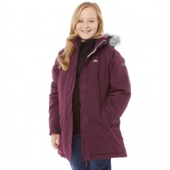 Trespass Fame Insulated Potent Purple