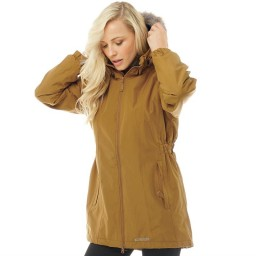 Trespass Celebrity Insulated Golden Brown