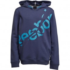 Reebok Essentials Hoodie Blue Ink