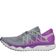 Reebok Floatride Run UltraLight Grey Heather/Medium Grey Heather/Vicious Violet