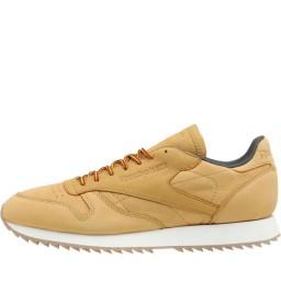 Reebok Classics Classic Leather Ripple WP Golden Wheat/Urban Grey/Chalk
