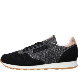 Reebok Classics Classic Leather EBK Black/Stark Grey/Sand Stone