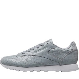 Reebok Classics Leather Crackle Cloud Grey/White