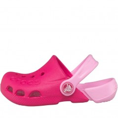 Crocs Kids Electro Candy Pink/Carnation