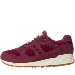 Saucony Shadow 5000 HT Weave Pack Maroon