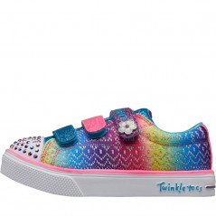 SKECHERS Twinkle Toes Breeze 2.0 Sunshine Multi