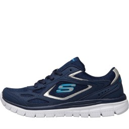 SKECHERS Graceful Sportee Special Navy/White