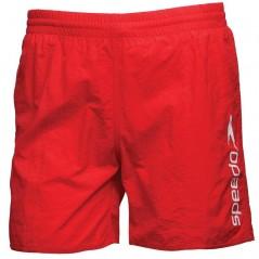 Speedo Junior Challenge 15 Inch Water Red/White