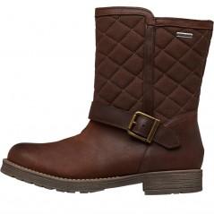 Start-Rite Aqua Jessie F Brown Leather