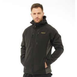 Stanley Workwear Austin SoftBlack/Grey