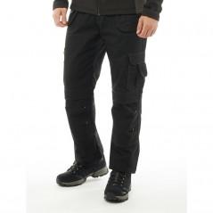 Stanley Workwear Jersey Holster Pocket Black