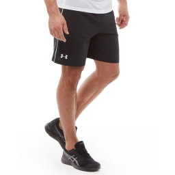 Under Armour HeatGear Mirage 8 Inch Black