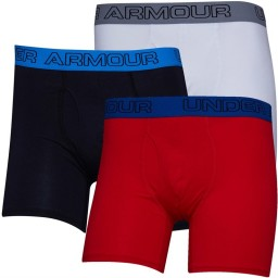 Under Armour Charged Boxerjock Black
