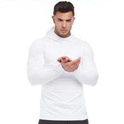 Under Armour CG ColdGear Hoodie White