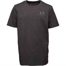 Under Armour Junior HeatGear Charged Black