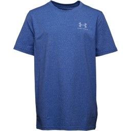 Under Armour Junior HeatGear Charged Blue