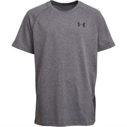 Under Armour Junior HeatGear Tech Grey