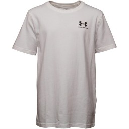 Under Armour Junior Charged White