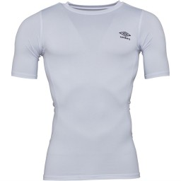 Umbro Baselayer White
