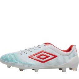 Umbro UX Accuro Pro HG Dawn Blue/Fiery Red/Spectra Green