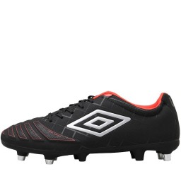 Umbro UX Accuro Pro SG Black/Metal/Grenadine