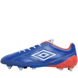 Umbro Velocita II Pro SG Dazzling Blue/White/Coral
