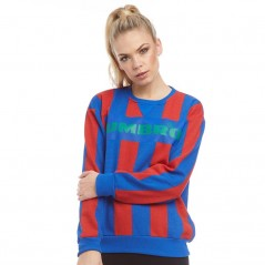 Umbro Stripey Blue/Red/Green