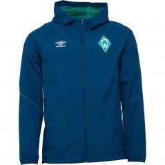 Umbro SVWB Werder Brenman Rain Legion Blue/Golf Green