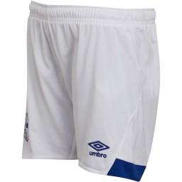 Umbro Junior S04 FC Schalke Home White/Royal Blue