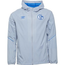 Umbro S04 FC Schalke 04 Rain Micro Chip/Electric Blue