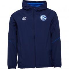 Umbro S04 FC Schalke 04 Rain Peacoat/Electric Blue