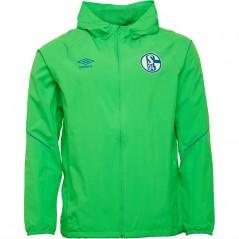 Umbro S04 FC Schalke 04 Rain Andean Toucan/Electric Blue