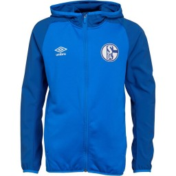 Umbro Junior S04 FC Schalke 04 Electric Blue/Royal