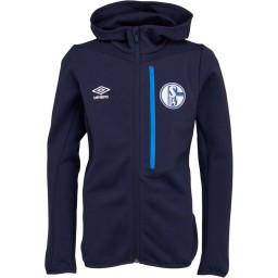 Umbro Junior S04 FC Schalke 04 Pro Peacoat