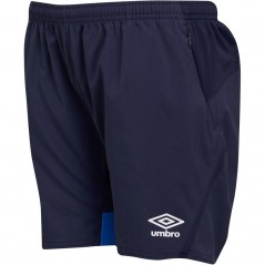 Umbro Junior S04 FC Schalke 04 Long Peacoat/Electric Blue