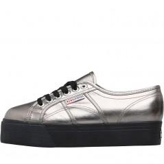 Superga 2790 COTMETW Grey/Black