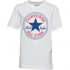 Converse Chuck Patch T-White