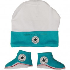 Converse Baby And Bootie Set Mesange