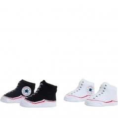 Converse Baby Two Pairs Black