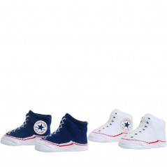 Converse Baby Two Pairs Navy