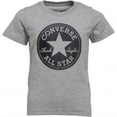 Converse Chuck Taylor Script T-Dark Grey Heather