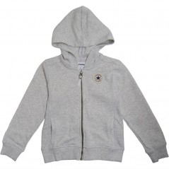 Converse French Terry Hoodie Lunar Rock Heather
