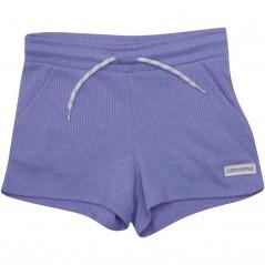 Converse Drapey Rib Shorts