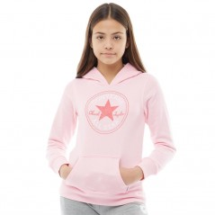 Converse Junior Chuck Patch Hoodie Arctic Punch