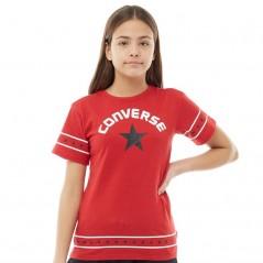 Converse Junior Star T-Enamel Red