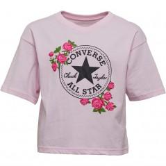 Converse Junior Rose Chuck Patch T-Pink Foam