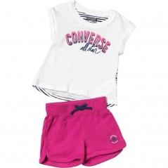 Converse Set Plastic Pink