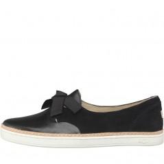 UGG Carilyn Lace-Sneaker Black
