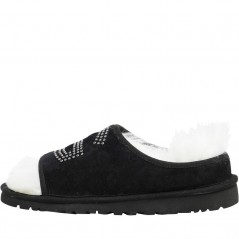 UGG Slide Stud Black