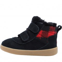 UGG Baby Pritchard Plaid Redwood
